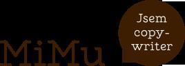 MiMu.cz – jsem copywriter