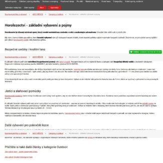 Copywriting, optimalizace, články Ostrava